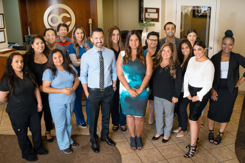 about santa ana oc dental center